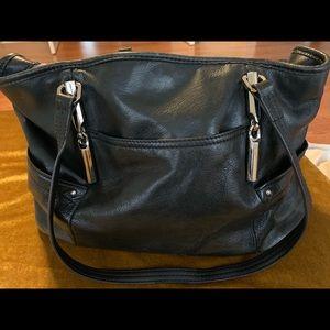 Makowsky soft leather purse.